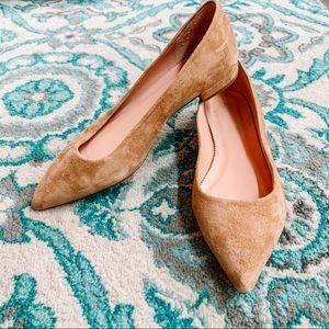 J. CREW Pointy Toe Flats 8